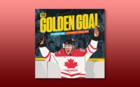 Celebrating the 10th anniversary of Sydney Crosby's gold medal goal.