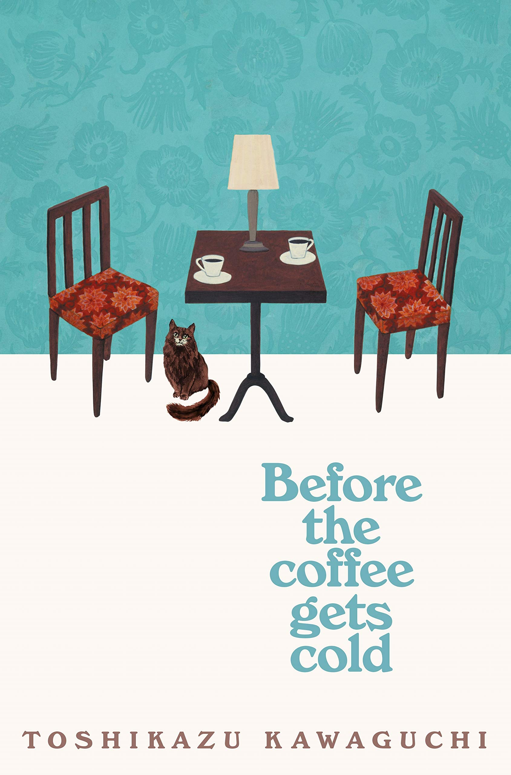 Before the Coffee Gets Cold Book Cover