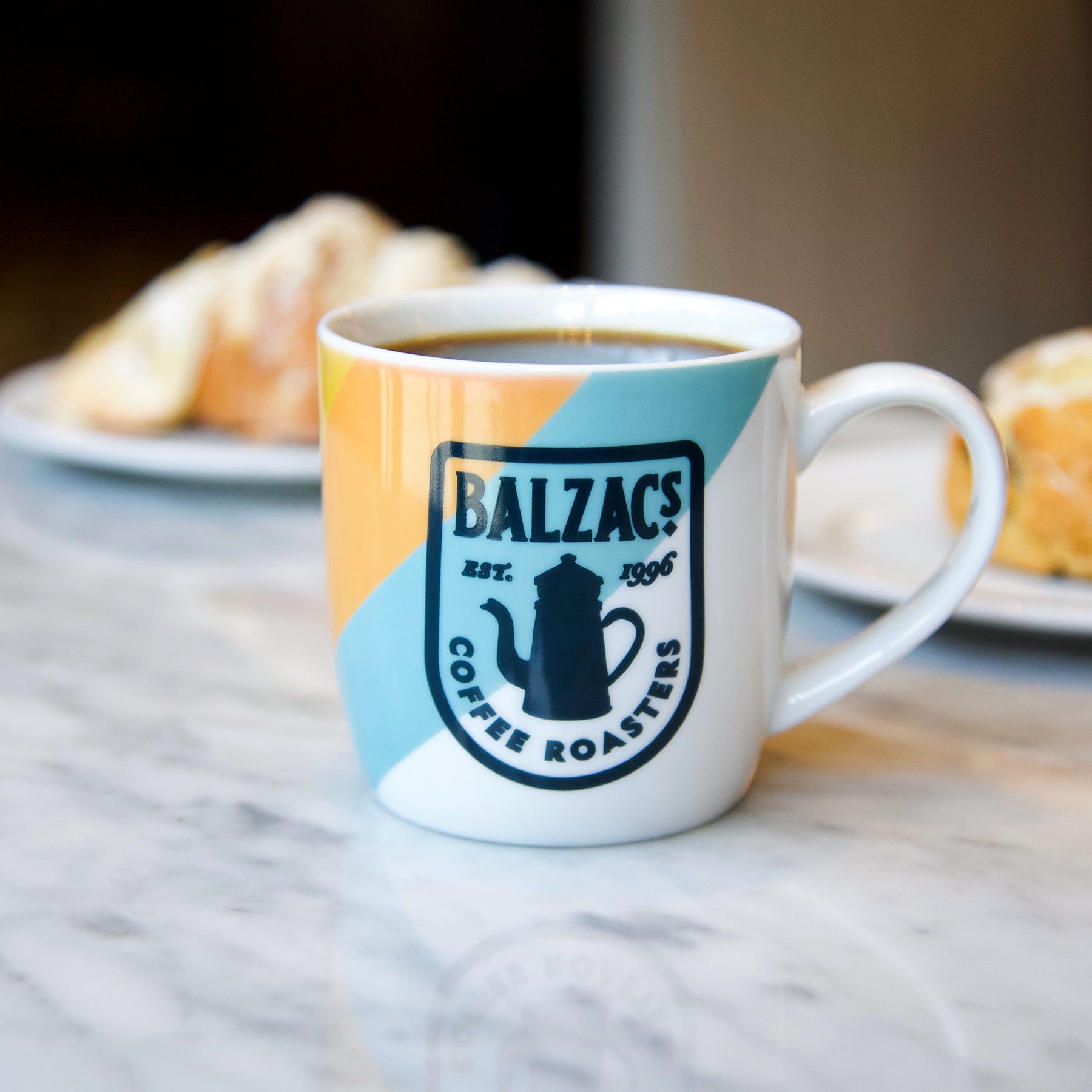 Balzac's Retro Mug
