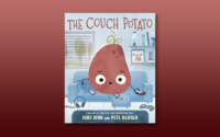Peel yourself on the couch and meet your new pal-tato!