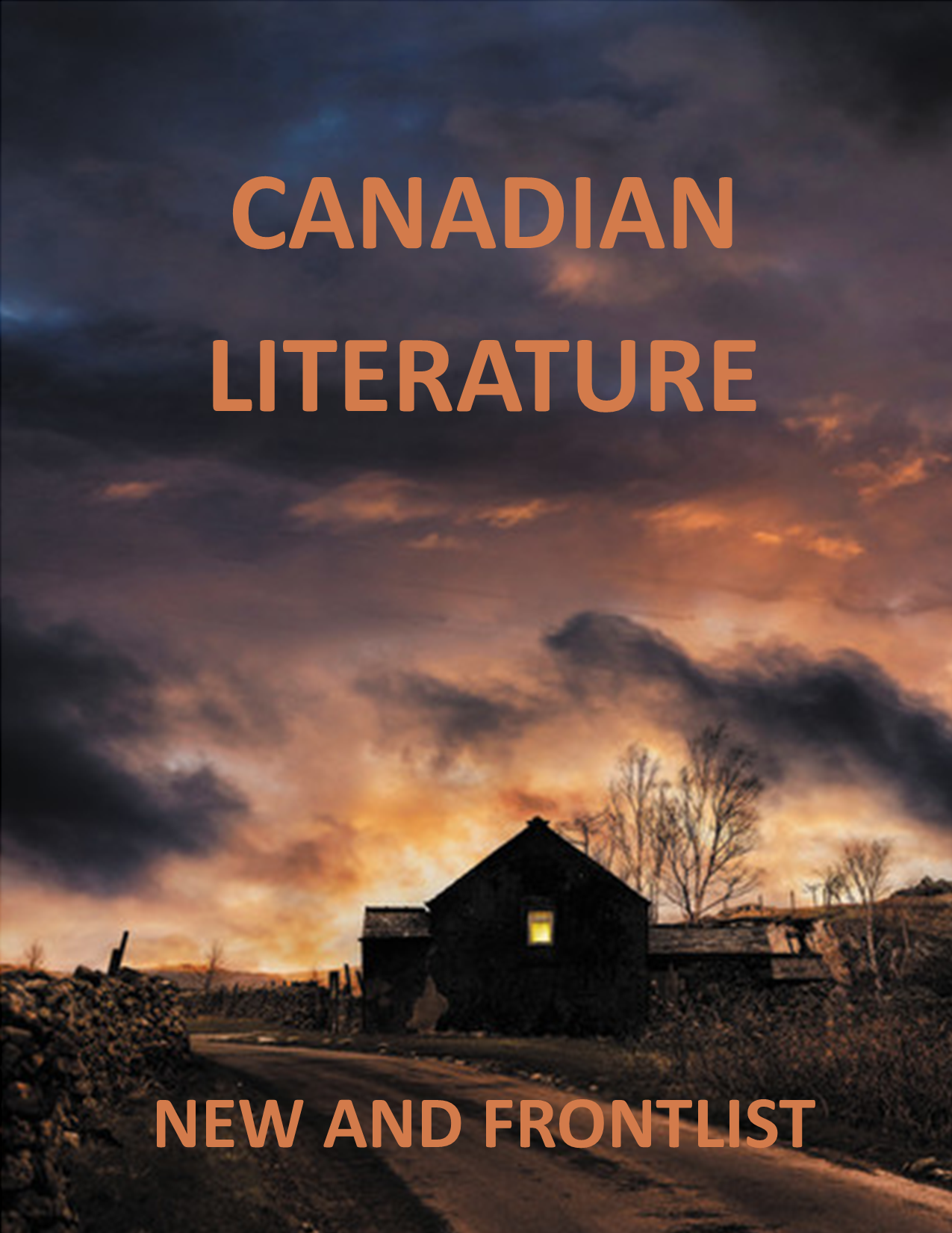 Canadian Literature front W21 cover