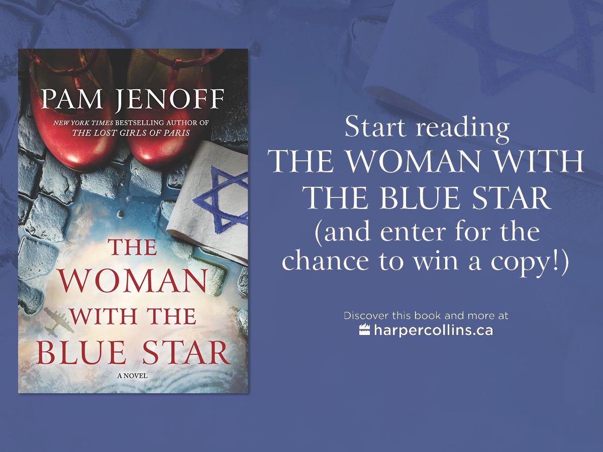 Promo-WomanWithTheBlueStar-StartReading-FB