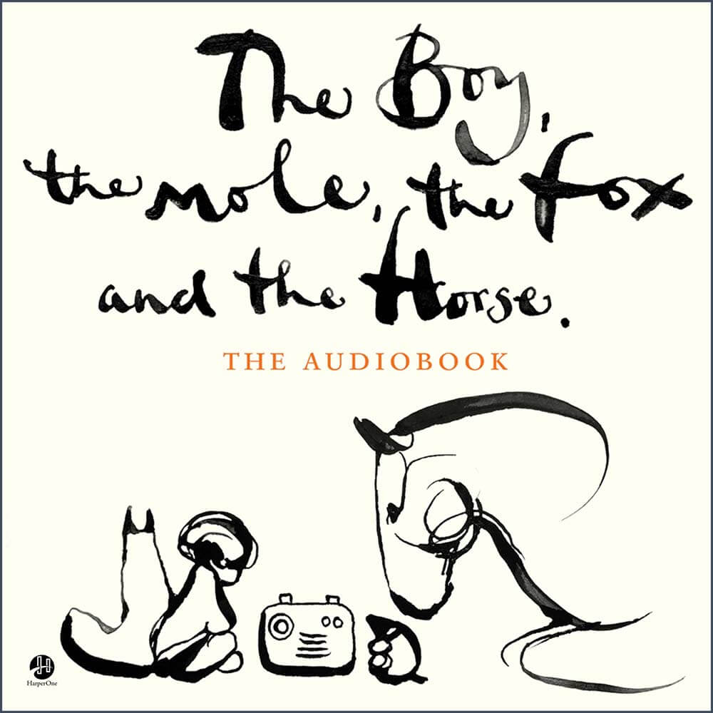 The Boy The Mole The Fox and the Horse Audiobook