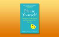 A must read for fans of <em>The Subtle Art of Not Giving a F*ck</em>!
