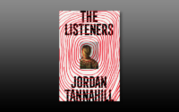 An electrifying novel that treads the thresholds of faith, conspiracy and mania.