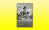 A spooky new picture book from Oliver Jeffers!
