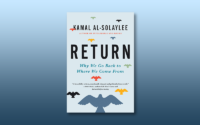 A book for anyone who has ever wondered what it would be like to return to their roots!
