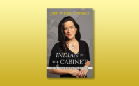 A compelling political memoir of leadership and speaking truth to power.