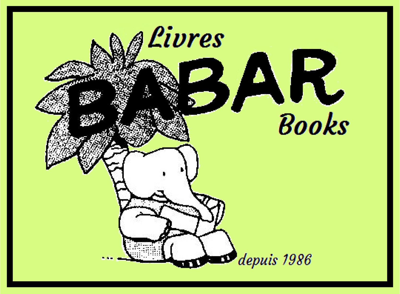 Livres Babar Books Logo