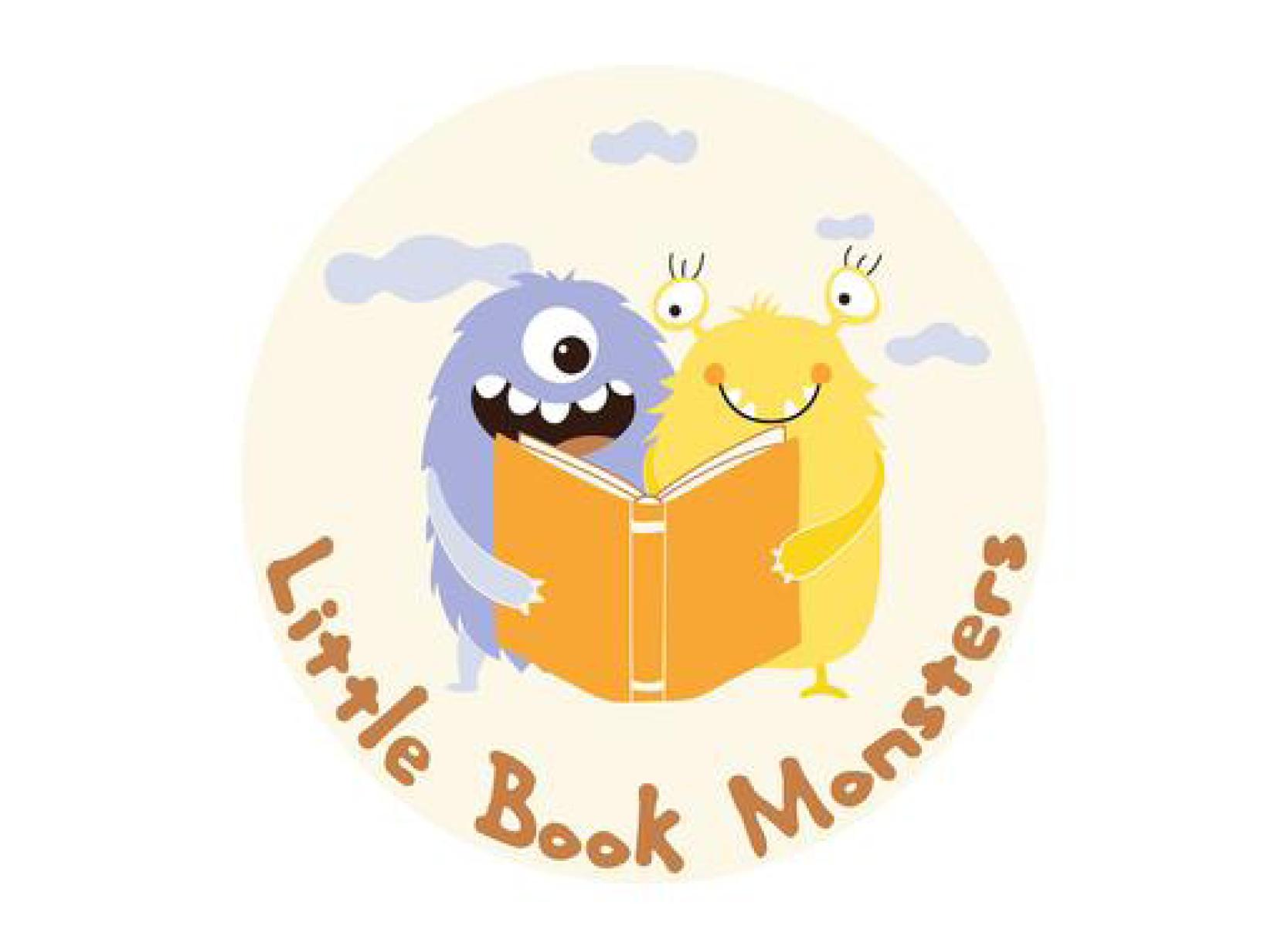 Little Book Monsters logo